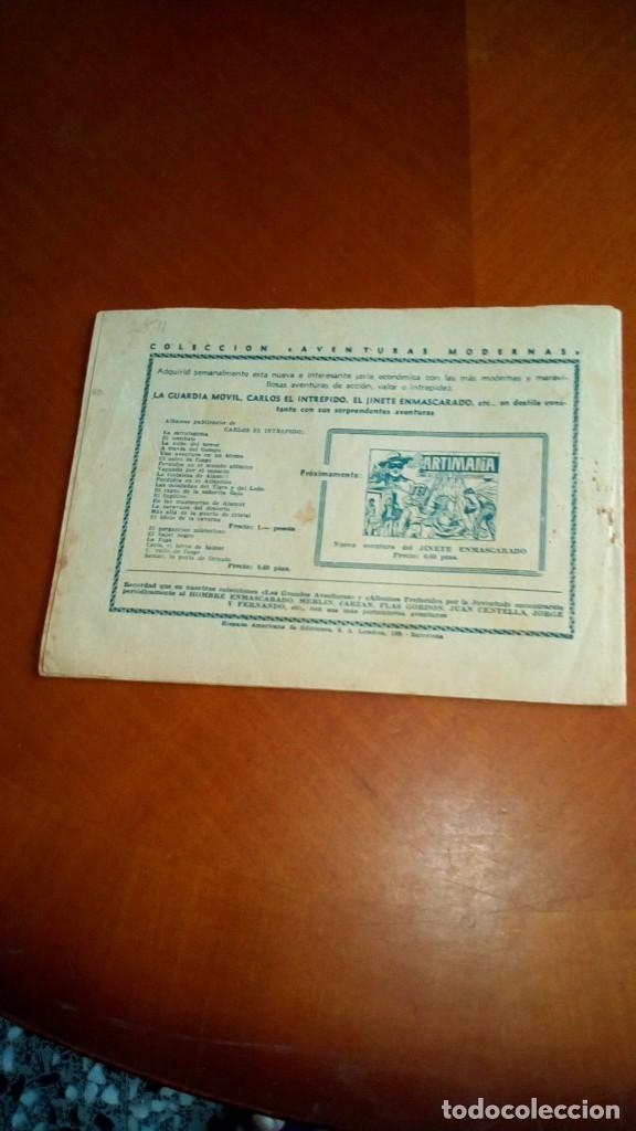 Tebeos: CARLOS EL INTRÉPIDO-COLECCIÓN ORIGINAL COMPLETA-- - Foto 58 - 132207526