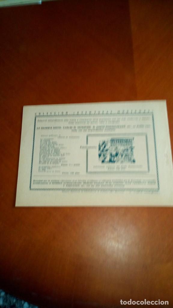 Tebeos: CARLOS EL INTRÉPIDO-COLECCIÓN ORIGINAL COMPLETA-- - Foto 62 - 132207526