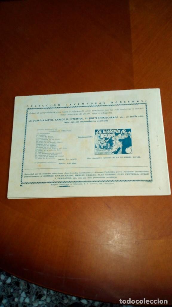 Tebeos: CARLOS EL INTRÉPIDO-COLECCIÓN ORIGINAL COMPLETA-- - Foto 68 - 132207526
