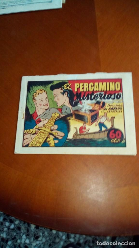 Tebeos: CARLOS EL INTRÉPIDO-COLECCIÓN ORIGINAL COMPLETA-- - Foto 69 - 132207526