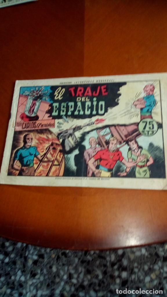 Tebeos: CARLOS EL INTRÉPIDO-COLECCIÓN ORIGINAL COMPLETA-- - Foto 76 - 132207526