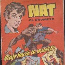 Tebeos: COMIC COLECCION NAT EL GRUMETE Nº 2. Lote 132296910