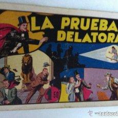 Tebeos: MERLIN - LA PRUEBA DELATORA. Lote 132743486