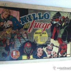 Tebeos: FLASH GORDON - EL ANILLO DE FUEGO - USADO. Lote 132743874