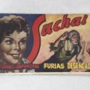Tebeos: COMIC SUCHAI 1949 N°83 FURIAS DESENCADENADAS. Lote 132900730
