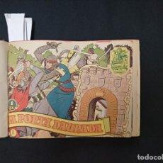Tebeos: HISTORIA I LLEGENDA - Nº 2 AL Nº 28 EN UN TOMO ENCUADERNADO - HISPANO AMERICANA - EN CATALÀ. Lote 132917454