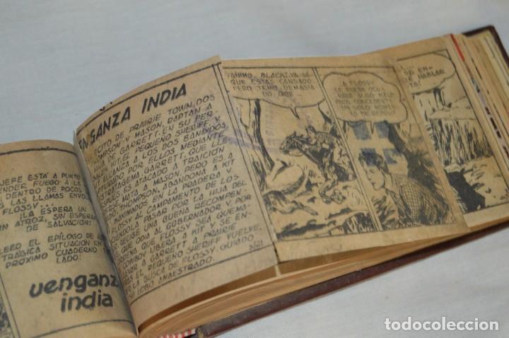 Tebeos: VINTAGE - LOTE DE DOS TOMOS - 48 EJEMPLARES - EL PEQUEÑO CHERIFF - HISPANO AMERICANA - ENVÍO 24H - Foto 21 - 132995150