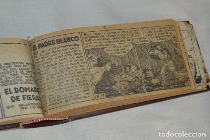 Tebeos: VINTAGE - LOTE DE DOS TOMOS - 48 EJEMPLARES - EL PEQUEÑO CHERIFF - HISPANO AMERICANA - ENVÍO 24H - Foto 24 - 132995150