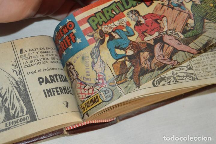 VINTAGE - LOTE DE DOS TOMOS - 48 EJEMPLARES - EL PEQUEÑO CHERIFF - HISPANO AMERICANA - ENVÍO 24H (Tebeos y Comics - Hispano Americana - Otros)
