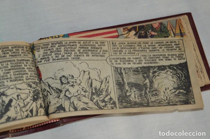 Tebeos: VINTAGE - LOTE DE DOS TOMOS - 48 EJEMPLARES - EL PEQUEÑO CHERIFF - HISPANO AMERICANA - ENVÍO 24H - Foto 32 - 132995150