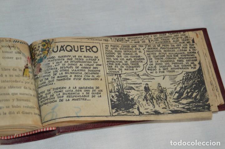 Tebeos: VINTAGE - LOTE DE DOS TOMOS - 48 EJEMPLARES - EL PEQUEÑO CHERIFF - HISPANO AMERICANA - ENVÍO 24H - Foto 36 - 132995150