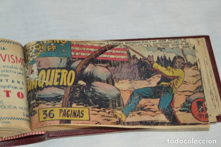 Tebeos: VINTAGE - LOTE DE DOS TOMOS - 48 EJEMPLARES - EL PEQUEÑO CHERIFF - HISPANO AMERICANA - ENVÍO 24H - Foto 37 - 132995150