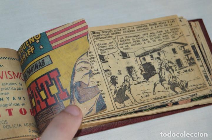 Tebeos: VINTAGE - LOTE DE DOS TOMOS - 48 EJEMPLARES - EL PEQUEÑO CHERIFF - HISPANO AMERICANA - ENVÍO 24H - Foto 46 - 132995150