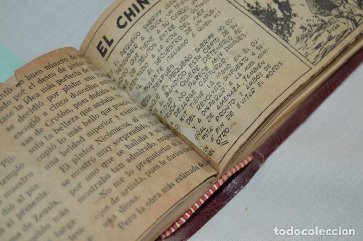 Tebeos: VINTAGE - LOTE DE DOS TOMOS - 48 EJEMPLARES - EL PEQUEÑO CHERIFF - HISPANO AMERICANA - ENVÍO 24H - Foto 48 - 132995150