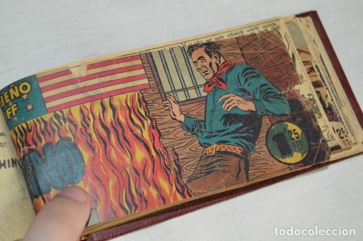 Tebeos: VINTAGE - LOTE DE DOS TOMOS - 48 EJEMPLARES - EL PEQUEÑO CHERIFF - HISPANO AMERICANA - ENVÍO 24H - Foto 49 - 132995150