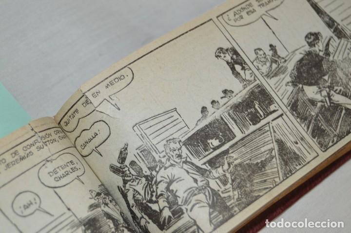 Tebeos: VINTAGE - LOTE DE DOS TOMOS - 48 EJEMPLARES - EL PEQUEÑO CHERIFF - HISPANO AMERICANA - ENVÍO 24H - Foto 55 - 132995150
