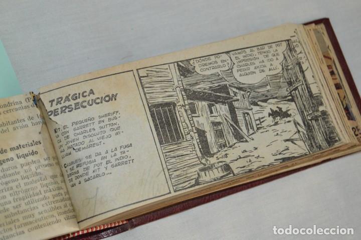 Tebeos: VINTAGE - LOTE DE DOS TOMOS - 48 EJEMPLARES - EL PEQUEÑO CHERIFF - HISPANO AMERICANA - ENVÍO 24H - Foto 58 - 132995150
