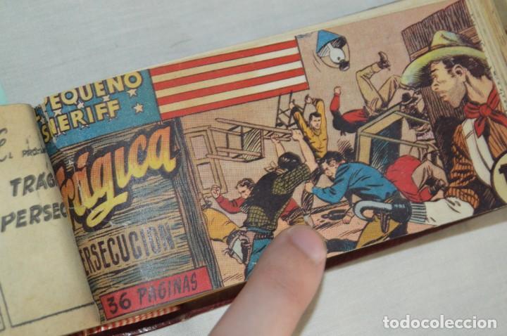 Tebeos: VINTAGE - LOTE DE DOS TOMOS - 48 EJEMPLARES - EL PEQUEÑO CHERIFF - HISPANO AMERICANA - ENVÍO 24H - Foto 59 - 132995150