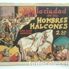 Tebeos: FLAS GORDON LA CIUDAD DE LOS HOMBRES HALCONES- 1942- Nº 2- EDIT HISPANO AMERICANA. Lote 133248938