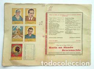 Tebeos: FLAS GORDON LA CIUDAD DE LOS HOMBRES HALCONES- 1942- Nº 2- EDIT HISPANO AMERICANA - Foto 2 - 133248938