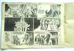 Tebeos: FLAS GORDON LA CIUDAD DE LOS HOMBRES HALCONES- 1942- Nº 2- EDIT HISPANO AMERICANA - Foto 4 - 133248938