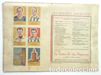 Tebeos: FLAS GORDON. EL TORNEO DE LA MUERTE- 1942- Nº 3 -EDIT HISPANO AMERICANA - Foto 2 - 133250202
