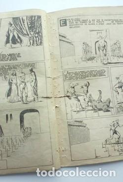 Tebeos: FLAS GORDON. EL TORNEO DE LA MUERTE- 1942- Nº 3 -EDIT HISPANO AMERICANA - Foto 4 - 133250202