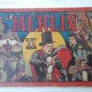 Tebeos: MERLIN EL REY DE LA MAGIA ORIGINAL Nº 2 - . Lote 133257594
