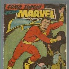 Tebeos: CAPITÁN MARVEL 1960, HISPANO AMERICANA, BUEN ESTADO. Lote 133281498