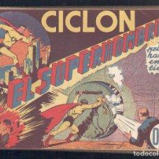 Tebeos: NUMULITE L0365 CICLON EL SUPERHOMBRE SUPER HOMBRE 10 COMICS COMIC HISPANO AMERICANA EDICIONES. Lote 133679414