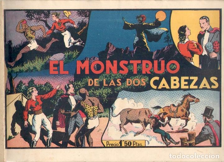 NUMULITE L0376 MERLIN EL MAGO 6 COMICS EL MONSTRUO DE LAS DOS CABEZAS EL MAGO DEL DEPORTE MERLIN EL (Tebeos y Comics - Hispano Americana - Merlín)