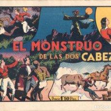Tebeos: NUMULITE L0376 MERLIN EL MAGO 6 COMICS EL MONSTRUO DE LAS DOS CABEZAS EL MAGO DEL DEPORTE MERLIN EL . Lote 134152150