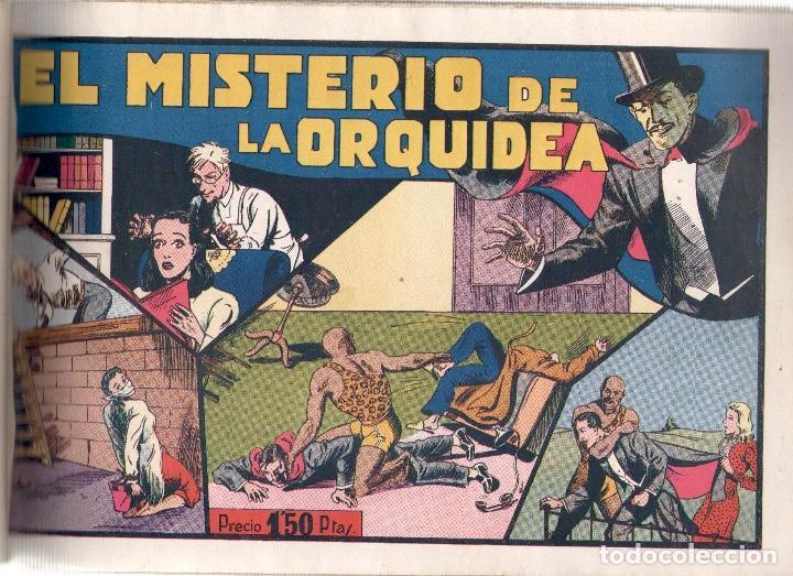 Tebeos: NUMULITE L0376 Merlin el mago 6 comics El monstruo de las dos cabezas El mago del deporte merlin el - Foto 3 - 134152150