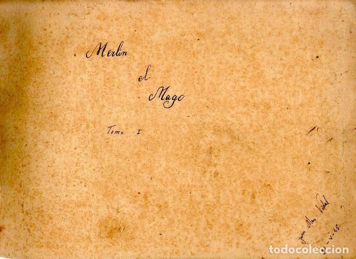Tebeos: NUMULITE L0376 Merlin el mago 6 comics El monstruo de las dos cabezas El mago del deporte merlin el - Foto 7 - 134152150