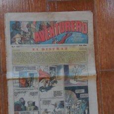 Tebeos: AVENTURERO Nº 98 EDITORIAL HISPANO AMERICANA 1937. Lote 134944186