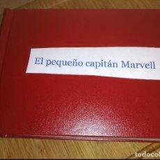 Tebeos: CAPITÁN MARVEL Y PEQUEÑO CAPITÁN MARVEL.HISPANOAMERICANA FACSIMIL 65 CÓMICS MUY BUEN ESTADO. Lote 135601990