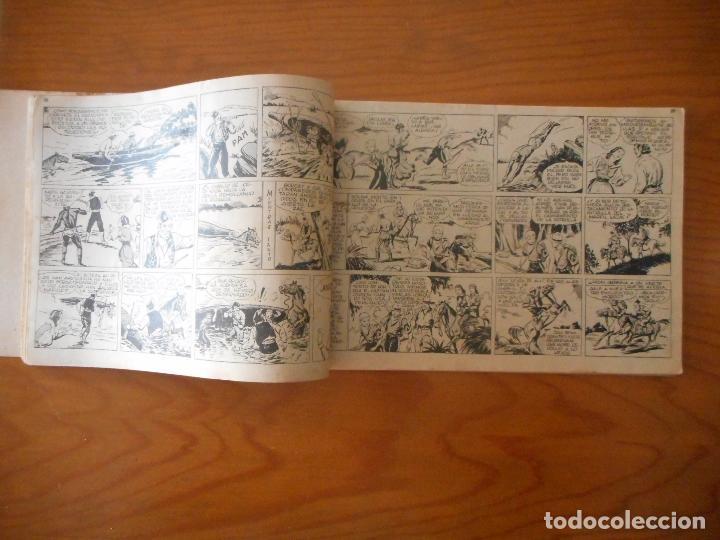 Tebeos: Jorge y Fernando. Album rojo nº 1. Editorial Hispano Americana 1944 - Foto 2 - 135616310