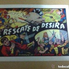Tebeos: FLASH GORDON - EL RESCATE DE DESIRA -Nº. 13 (NUEVO SIN GRAPA). Lote 135756806