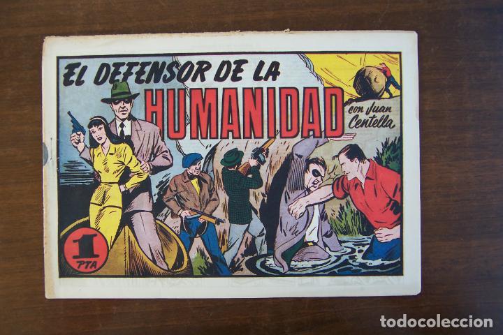 Tebeos: hispano americana, juan centella, nº en interior - Foto 15 - 87629320