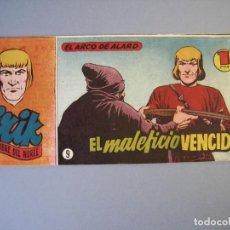 Tebeos: ERIK. EL HOMBRE DEL NORTE (1952, HISPANO AMERICANA) 9 · 1952 · EL ARCO DE ALARD. Lote 136217006