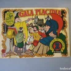 Tebeos: HISTORIA I LLEGENDA (1956, HISPANO AMERICANA) 21 · 15-X-1957 · GALA PLACIDIA. Lote 136230406