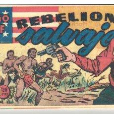 Tebeos: EL PEQUEÑO SHERIFF Nº 08 - ED. HISPANO AMERICANA. Lote 136822862