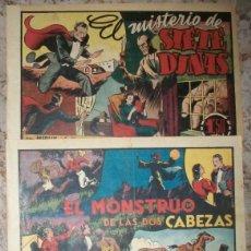 Tebeos: MERLIN (EL MAGO MODERNO) (H.AMERICANA) LOTE DE 3 NUMEROS 7 21 24 VER DESCRIPCION. Lote 136853210
