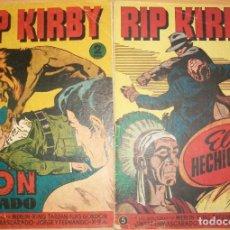 Tebeos: RIP KIRBY (H.AMERICANA) (LOTE DE 2 NUMEROS 5 7). Lote 136854266