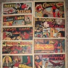 Tebeos: EL HOMBRE ENMASCARADO (H.AMERICANA) (LOTE DE 11 NUMEROS) VER DESCRIPCION. Lote 136855622
