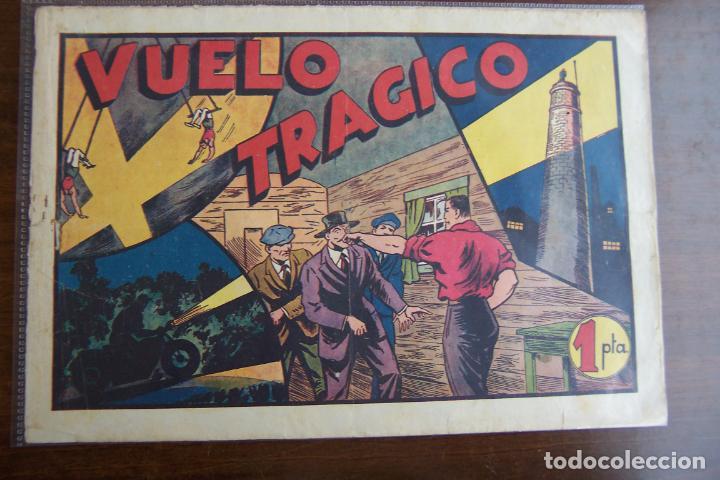Tebeos: hispano americana, juan centella, nº en interior - Foto 23 - 87629320