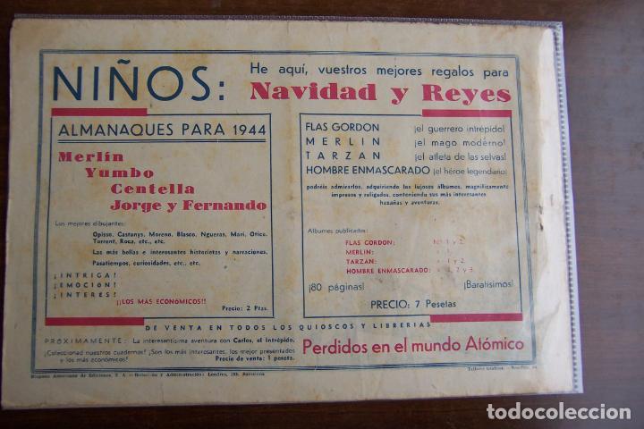 Tebeos: hispano americana, juan centella, nº en interior - Foto 24 - 87629320