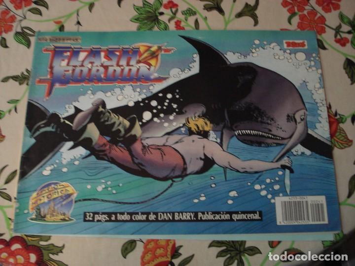 FLASH GORDON Nº 41 EDICION HISTORICA 1988 (Tebeos y Comics - Hispano Americana - Flash Gordon)
