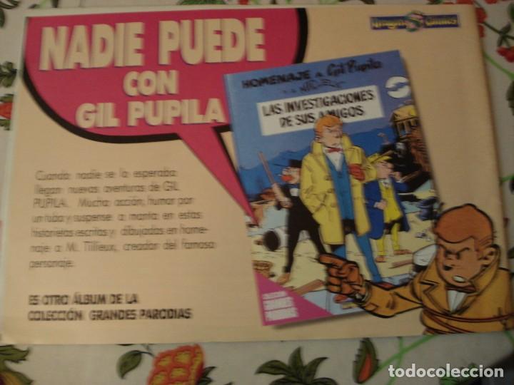 Tebeos: FLASH GORDON Nº 41 EDICION HISTORICA 1988 - Foto 2 - 137250906