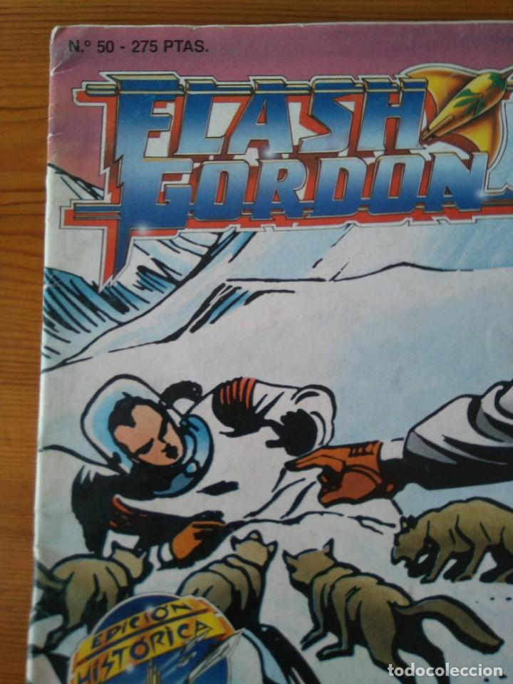 FLASH GORDON (Tebeos y Comics - Hispano Americana - Flash Gordon)